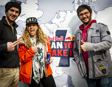Red Bull Can You Make It? 2016