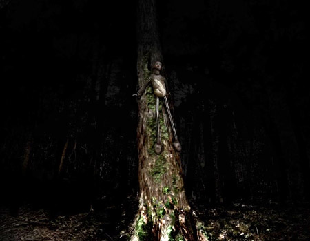 İntihar Ormanı sizi bekliyor
