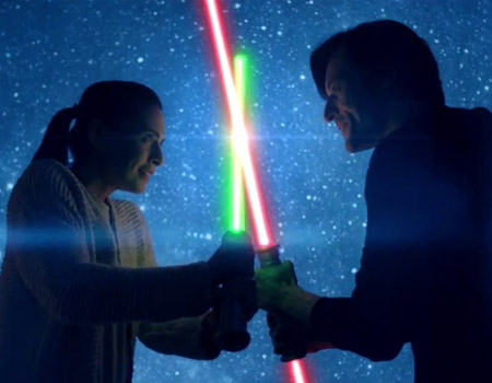 Star Wars Vestel'de