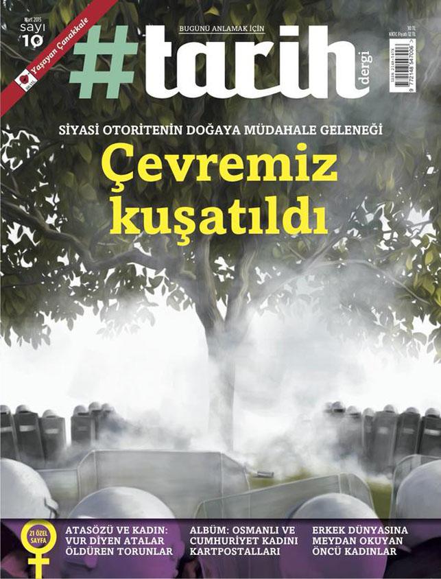 2015'in dikkate değer dergi kapakları