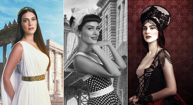 Yılın reklam yıldızıyla güzelliğin evrimi