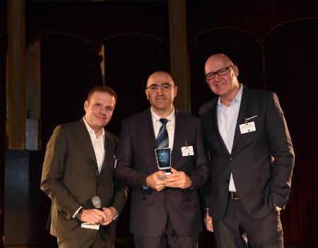 EuroCIS'ten Türkiye'ye ödül