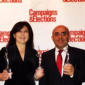 Reed Awards'ta Ka.Der'e 3 ödül birden