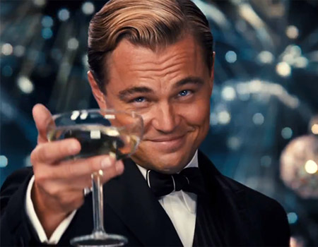 Kreatiflerden Leonardo DiCaprio'ya Oscar konuşması