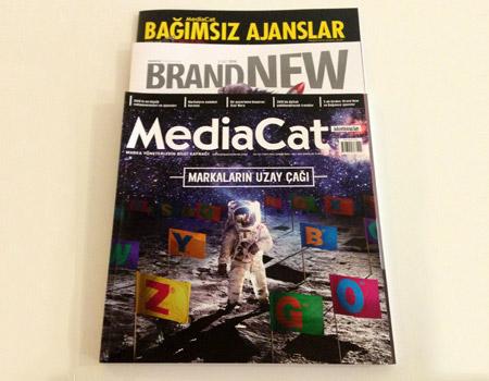 MediaCat tasarımını yeniledi