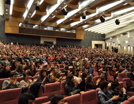 ODTÜ Verimlilik Topluluğu 'global dünya'yı tartışacak