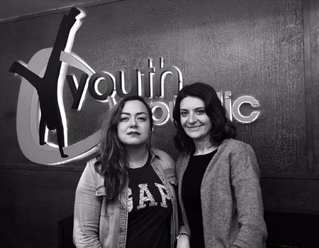 Youth Republic ekibine taze kan