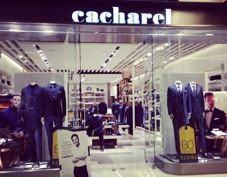 Cacharel iletişim ajansını seçti