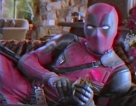 Deadpool'dan ay dönümü güzellemesi