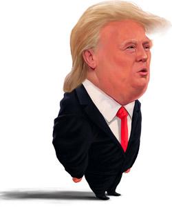 Bir pazarlama dersi: Donald Trump