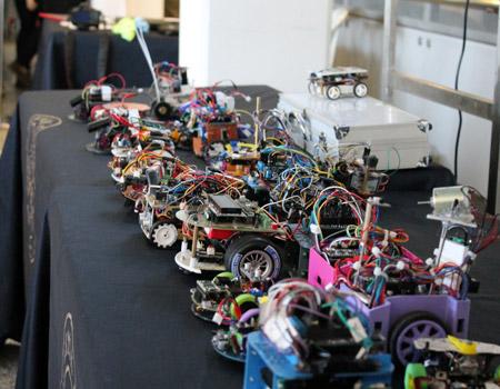 İTÜ Robot Olimpiyatları başlıyor
