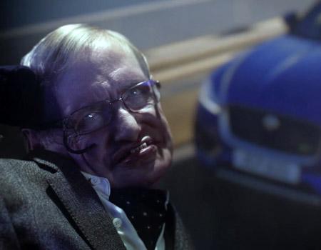 Hikâyedeki kötü adam: Stephen Hawking