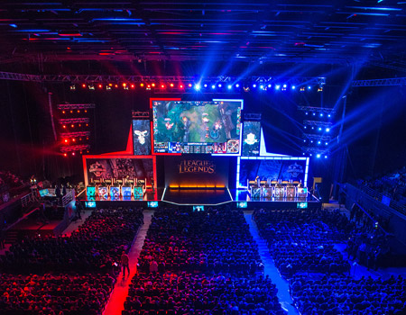League of Legends Kış Mevsimi Finali Digiturk'te