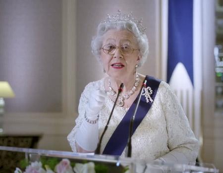 Sinpaş GYO'dan kraliçelere layık proje