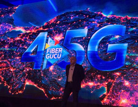 Türk Telekom GİGA 4.5G'yi anlattı