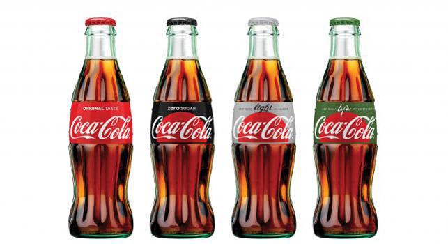 Coca-Cola'dan yeni global ambalaj