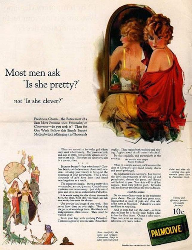 Geçmişi reklamlarla anlamak