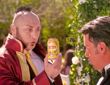 Lipton Ice Tea'yle düğün hazırlıkları