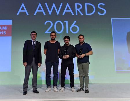 A Awards 2016'nın kazananları belli oldu