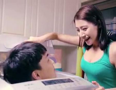 Çinli deterjan markasından ırkçı reklam