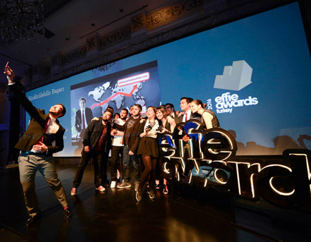 Effie Türkiye 2016'nın kazananları belli oldu