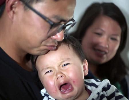 Ağla bebek ağla!
