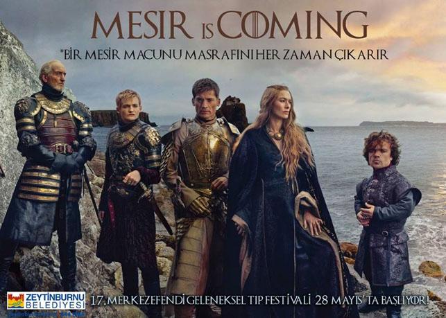 Mesir is coming