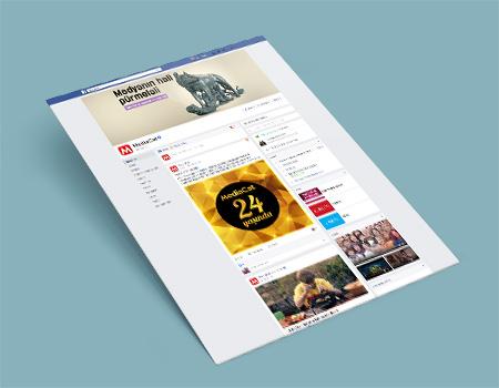 Facebook sayfalar için yeni tasarımını test ediyor
