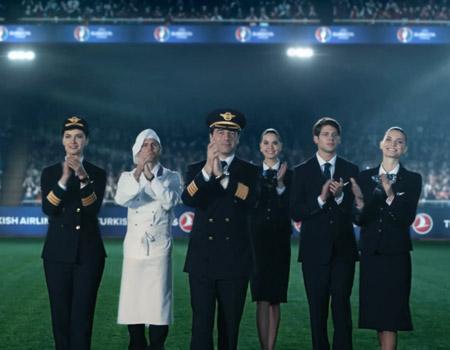 Türk Hava Yolları Euro 2016 için sahada