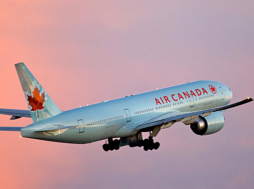 Air Canada iletişim ajansını seçti