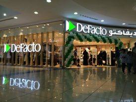 DeFacto Suudi Arabistan pazarında