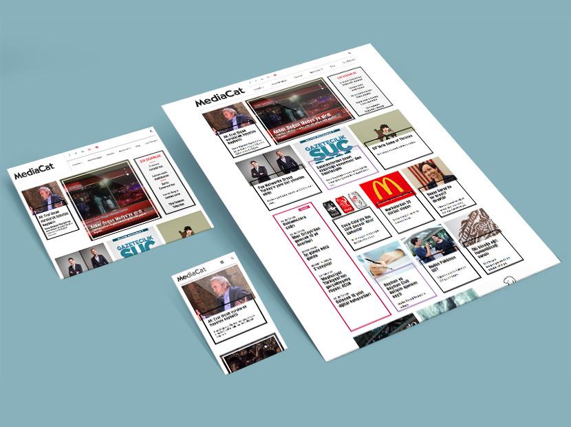 MediaCat Online yenilendi!