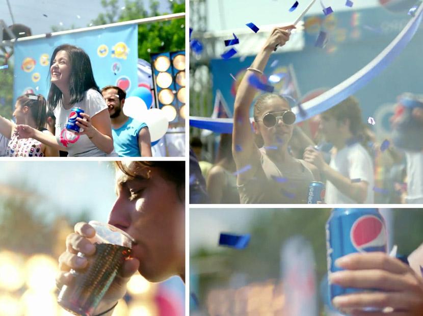 Pepsi'nin tadım testleri sonuçlandı