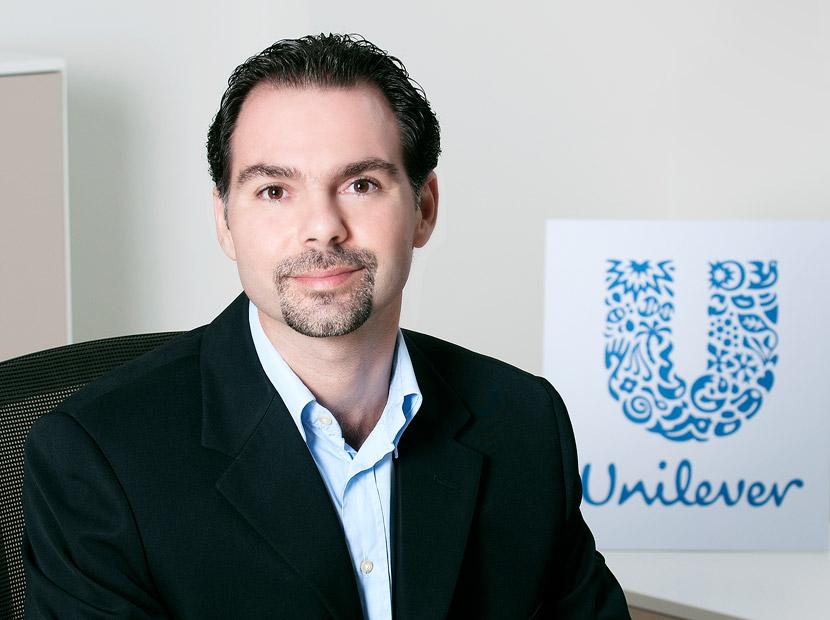 Unilever'de üst düzey atama