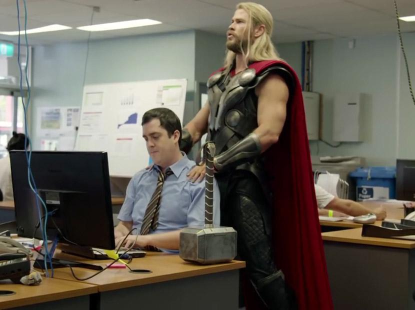 Thor'a ne oldu?