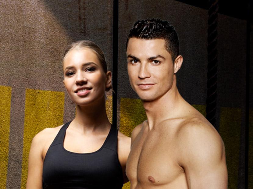 Cristiano Ronaldo'yla bir yalanı yaşamak