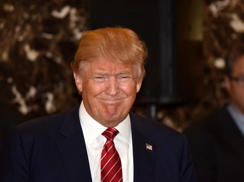 Donald Trump sorularınızı bekliyor