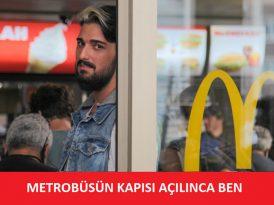 McDonald's İdo Tatlıses