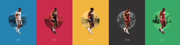 Olimpiyat modasının 120 yılı
