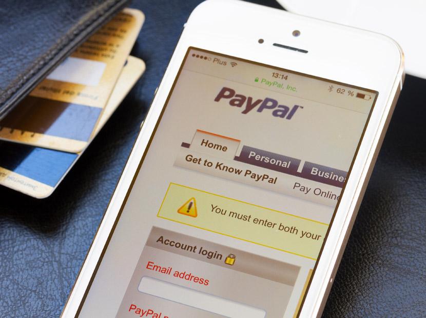 PayPal Türkiye yeniden