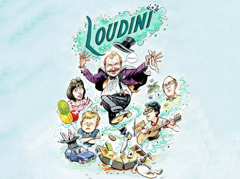 Yılın sihirbazı: Loudini