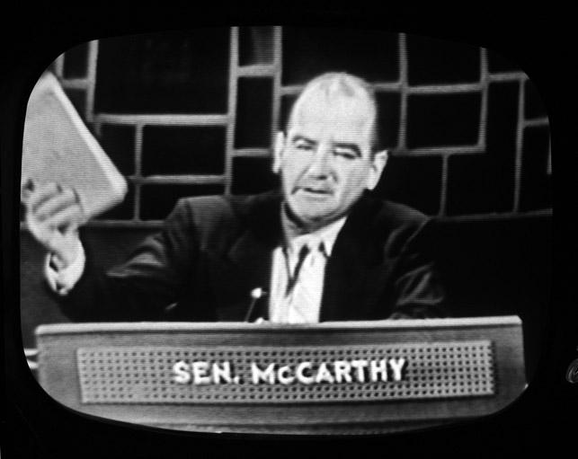 Dünden bugüne McCarthyizm ve medya