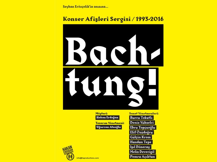 Dikkat Bach var!