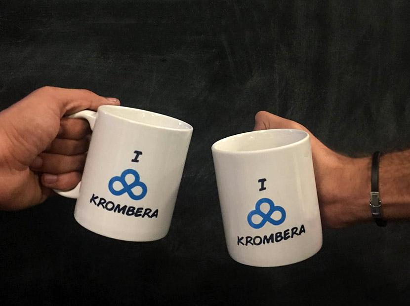 Krombera'dan espor iletişimine özel bir departman