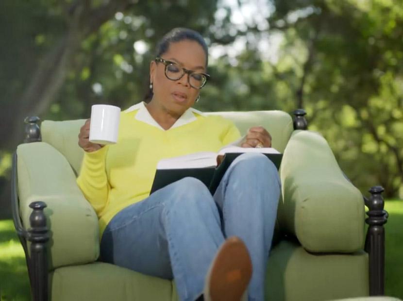 Oprah Winfrey'den mükemmel yaşamın sırrı