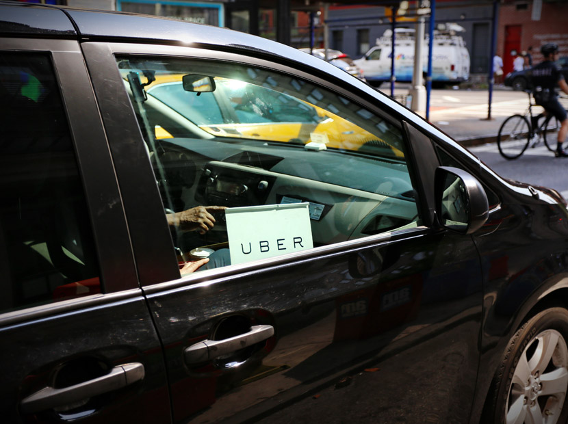 Uber'den yasaklanma iddialarına cevap