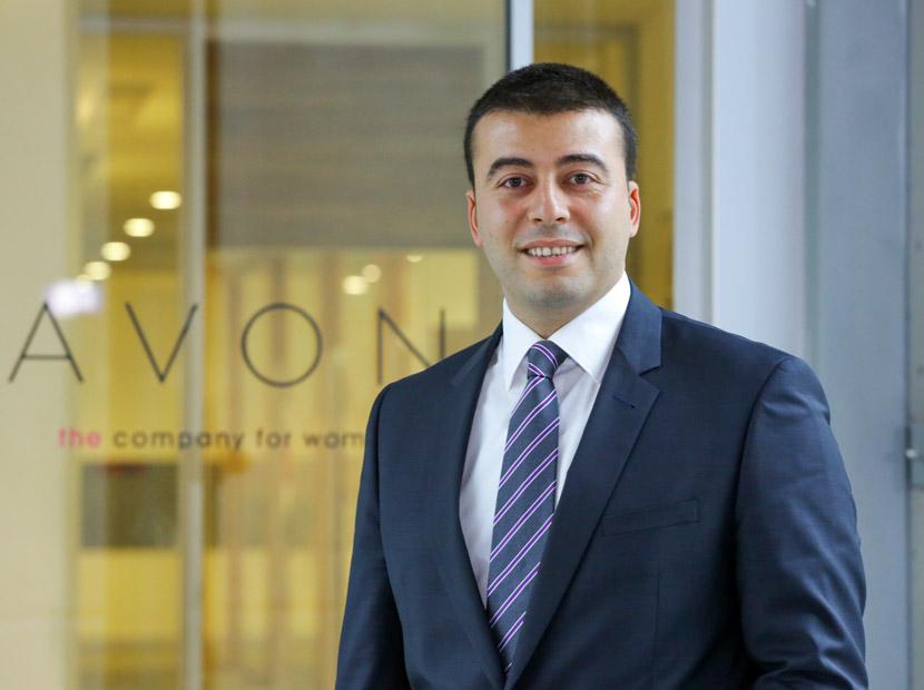 AVON Türkiye'ye yeni genel müdür