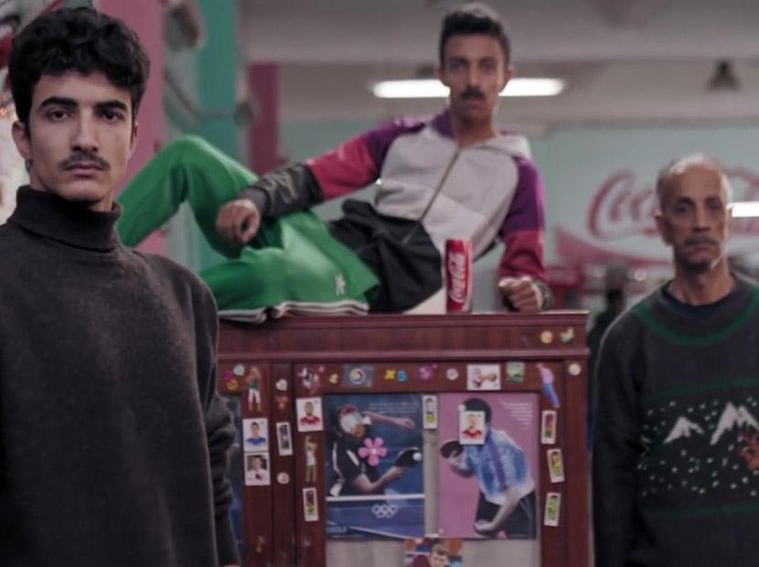 Sıradaki şarkı Coca-Cola'dan Mısır Milli Takımı'na