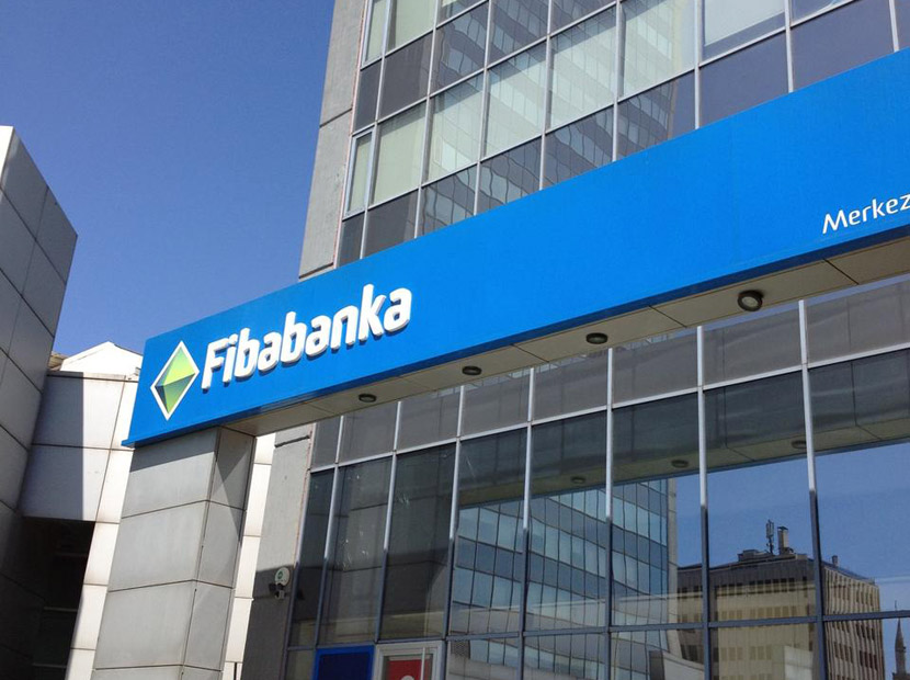 Fibabanka'da bayrak değişimi