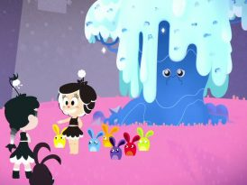 Hasbro'dan yeni animasyon dizisi: Hanazuki